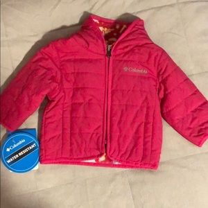 NWT - Columbia Jacket 3-6 months